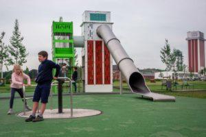 Spielplatz im Zechenpark